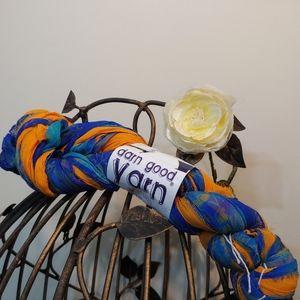 Reclaimed Chiffon Ribbon Yarn 319
